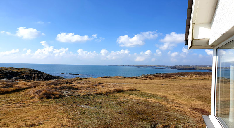 x trearddur bay