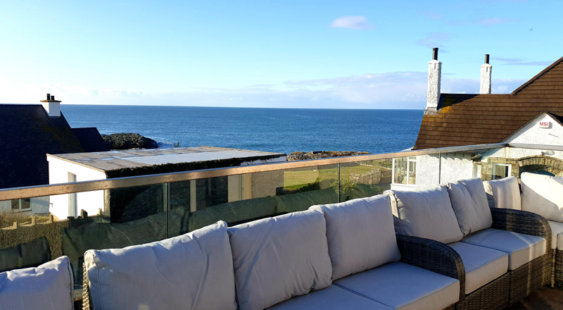 Plas Gwyn trearddur bay
